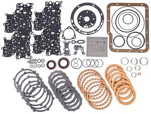 Jegs 62138 Complete Transmission Rebuild Kit 1962 1973 Gm Powerglide Includes H