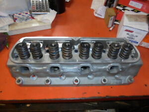 Roush Racing Sb Ford Aluminum Heads Complete Freshened Less Studs G Plates
