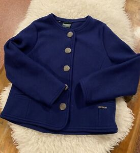 Geiger Collections Wool Jacket Made In Austria 40