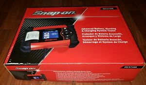 Snap On Advanced Battery Starting Charging System Tester Ft Printer Eecs750a