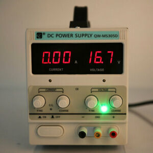 30v 5a Lab Adjustable Dc Stabilizer Power Supply Line Variable Digital Voltage