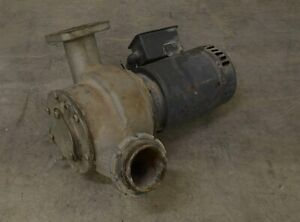 Hobart Am 12 Commercial Dishwasher Motor pump For Parts repair