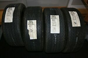 New Set Of 4 Mickey Thompson Sportsman 26x8 5x16lt Car Tires Muscle Car
