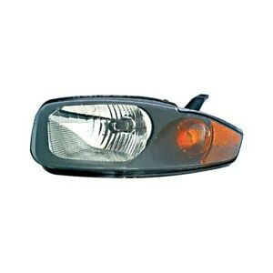 For Chevy Cavalier 03 05 Replace Gm2502221v Driver Side Replacement Headlight