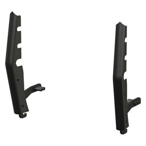 For Chevy Tahoe 15 20 Luverne 341514 2 Black Upright Package Grille Guard