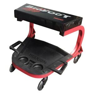 Traxion Big Foot Rrectangular Creeper Seat
