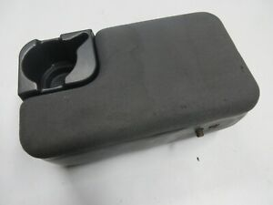 Ford Ranger Mazda B Series 2 Bolt Center Console Arm Rest Cup Holder Gray 98 04
