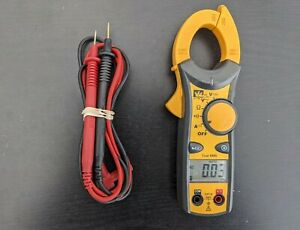 Ideal 61 736 400 Amp Clamp Meter With Leads Ideal Case