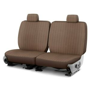 For Ford Crown Victoria 94 02 Madera 1st Row Toast Custom Seat Covers