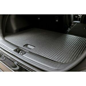 For Kia Soul 2011 2013 Exactmats Ki 170 cu x Black Cargo Mat Folded Up Seats