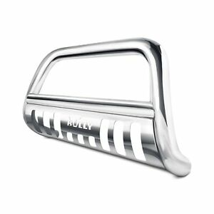 For Ford F 250 Super Duty 11 16 Bully Nr 306 3 Polished Bull Bar W Skid Plate