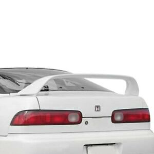 For Acura Integra 97 01 Factory Type R Style Fiberglass Rear Spoiler Unpainted