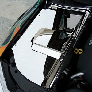 For Dodge Charger 2006 2010 Acc Polished Inner Fender Covers