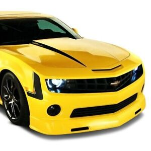 For Chevy Camaro 2010 2013 Ivs Havoc Front Chin Spoiler Unpainted