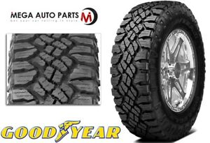 1 Goodyear Wrangler Duratrac 255 70r16 111s All Terrain Tires 50k Mile Warranty