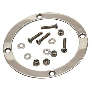 American Shifter Round Shift Boot Trim Ring W Hardware