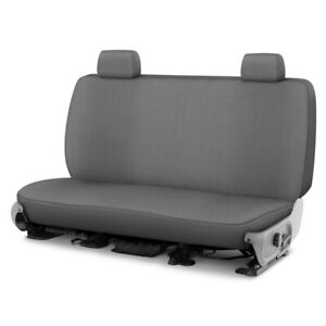 For Ford Crown Victoria 98 11 Grandtex 2nd Row Gray Custom Seat Covers