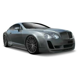 For Bentley Continental 03 10 Af 2 Style Fiberglass Body Kit Unpainted