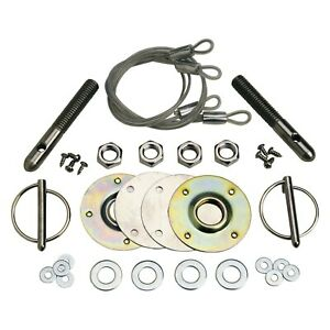 For Ford Mustang 1964 2004 Ford Performance Hood Latch Pin Kit