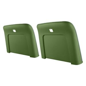 For Chevy Monte Carlo 70 72 Restoparts Chv1000ig Ivy Gold Bucket Seatbacks