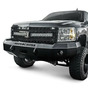 For Chevy Silverado 1500 07 13 Bumper Heavy Duty Series Full Width Textured