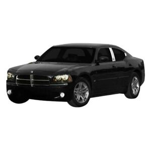 For Dodge Charger 2006 2010 Marquee Polished Pillar Posts
