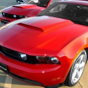For Ford Mustang 10 13 T5i Factory Style Hood Scoop Unpainted
