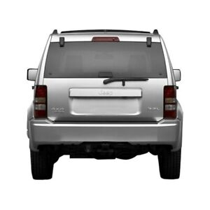 For Jeep Liberty 2008 2013 Marquee Chrome Rear Hatch Handle Cover