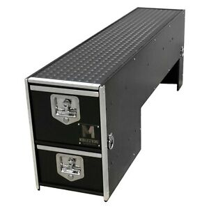 For Ram 3500 2011 2018 Mobilestrong Hdpwwpr Hdp Wheel Well Drawer Storage