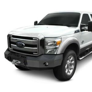 For Ford F 250 Super Duty 11 16 Bumper Heavy Duty Series Full Width Textured