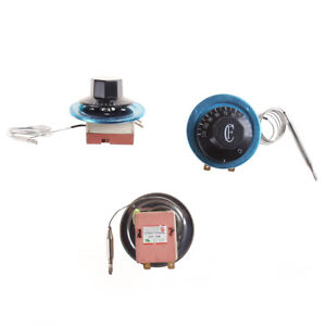 220v 16a Dial Thermostat Temperature Control Switch For Electric Oven S2