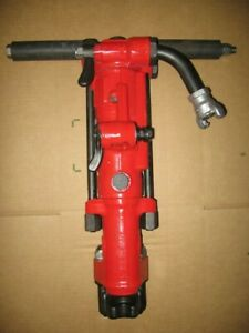 Chicago Pneumatic Rock Drill Cp 32a Rockdrill 78314 Sinker Drill