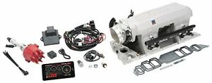 Edelbrock 35880 Pro flo 4 Xt Efi System Big Block Chevy Rectangle Port Heads Pro