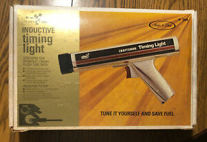 Vintage Sears Craftsman Inductive Timing Light 28 2134