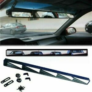 5 Panel Rear View Mirrors Car Suv Truck Van Golf Rally Panoramic Rearview Mirror