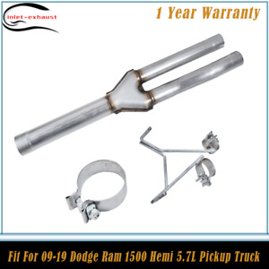 Fit For 09 19 Dodge Ram 1500 Hemi 5 7l Pickup Truck Dual Exhaust Muffler Pipe