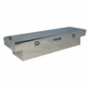 Better Built 73010854 60 Single Lid Crossover Universal Truck Tool Box
