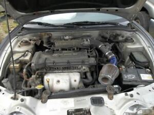 Engine 2 0l Dohc 4cyl Fits 99 01 Tiburon Vin F 8th Digit From 07 07 99 741291