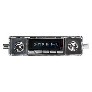 For Volkswagen Beetle 58 67 Usa 740 Classic Car Receiver W Bluetooth