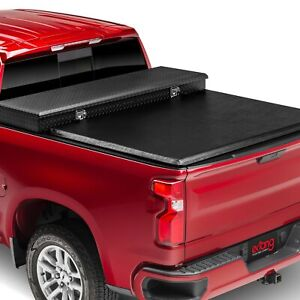For Nissan Titan 17 20 Extang Express Tool Box Tonno Soft Roll Up Tonneau Cover