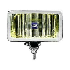Hella 450 Series Sae Ece 6 34 X3 54 55w Rectangular Fog Beam Yellow Light