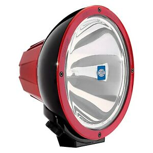 Hella Rallye 4000 Series 8 7 Round Pencil Beam Xenon Hid Lens Reflector Unit