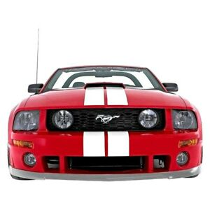 For Ford Mustang 2005 2009 Roush Performance Front Chin Spoiler Unpainted