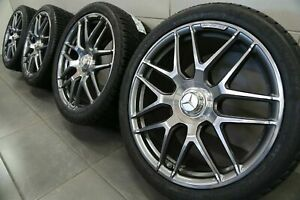 Mercedes E63 Amg W213 S213 20 Inch Winter Tyres A2134013000 A2134013100