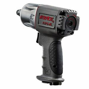 1 2in Impact Wrench Air Gun Small Half Inch 1 2 Compact High Torque Lightweight