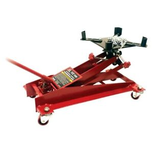 Torin Big Red 0 5 T 8 66 To 22 64 Low Lift Transmission Jack