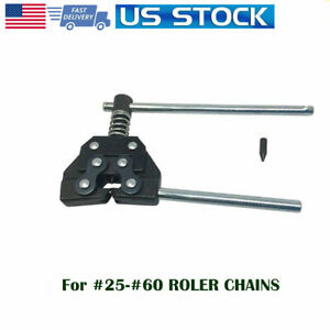 Roller Chain Breaker Cutter For Chain Size 25 35 40 41 50 60 420 415 428h