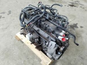 Engine Motor 4 0l Vin S 8th Digit Fits 05 06 Wrangler 653615