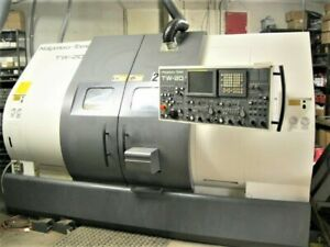 Nakamura Tome Tw 20 Multi axis Cnc Lathe With Live Tooling And Sub Spindle