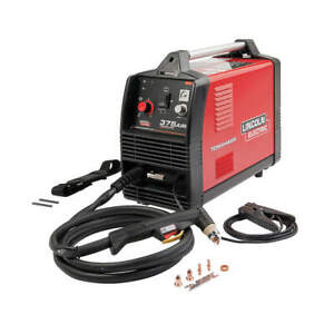 Lincoln Electric K2806 1 Plasma Cutter 10 25a inverter 70 Psi